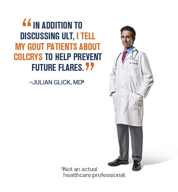 Julian Glick, MD quote