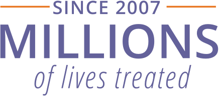 Since 2007, millions of child lives treatment with Vyvanse®