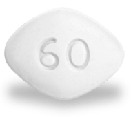 Vyvanse® 60 mg Chewable Tablet