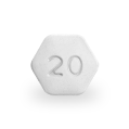 Vyvanse® 20 mg Chewable Tablet