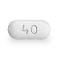 Vyvanse® 40 mg Chewable Tablet