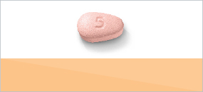 5 mg TRINTELLIX (vortioxetine) tablet